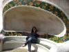Alice im Park Güell