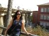 Alice vor der Sala Hippostila