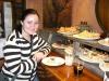 Beim Tapas essen