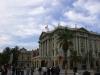 Am Hafen von Barcelona