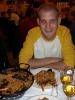 Beim Paella Mixta essen
