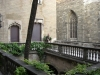 Ein Hof mitten in Barcelona