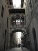 Seufzerbrücke im Barri Gotic