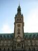 Das Hamburger Rathaus