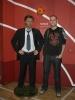 Ich und José Mourinho