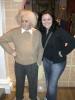 Albert Einstein und Alice