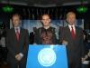 Tony Blair, Ich und George Bush
