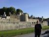 Ich vor dem Tower of London