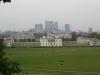 Financial District von Greenwich aus