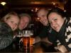 Wir im Pub mit Jul & Georg