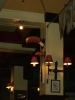 Guinness-Werbung im Pub