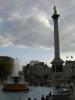 Trafalgar Square mit Nelsonsäule