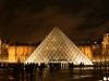 Die Pyramide am Louvre