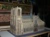 Modell von Notre Dame