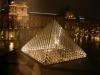 Der Haupteingang des Louvre