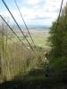 Ausblick von der Edenkobener Sesselbahn