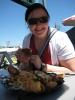 Alice auf dem Fischmarkt