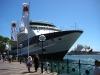 Riesenschiff am Circular Quay