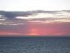 Sonnenuntergang in Denham