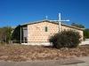 Aus Muscheln vom Shell Beach erbaute Kirche von Denham